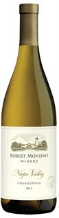 Robert Mondavi Winery Chardonnay Napa Valley 2012 750ml